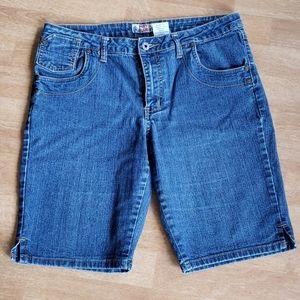 Shorts moto blues size 14